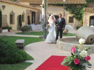 La boda de Monika  y Rafa