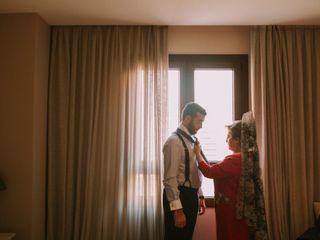 La boda de Pilar y Luis