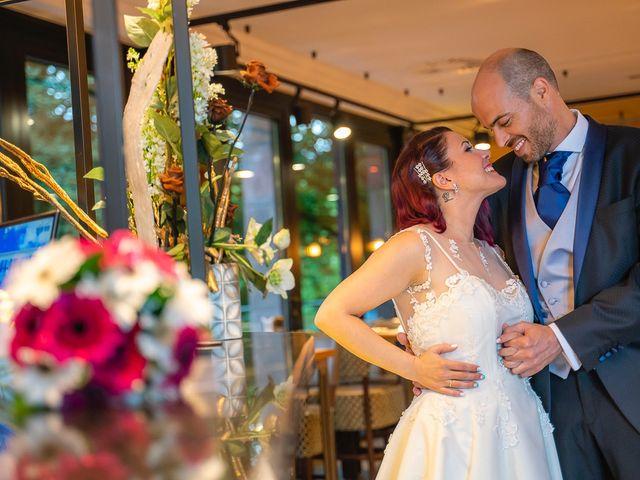 La boda de Sara y Olaf