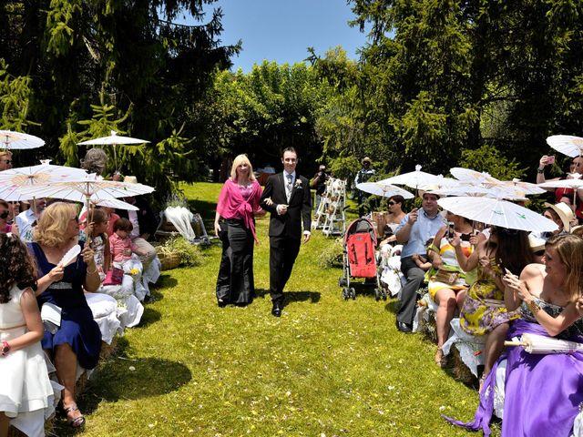 La boda de Rodri y Cristina en Santpedor, Barcelona 24