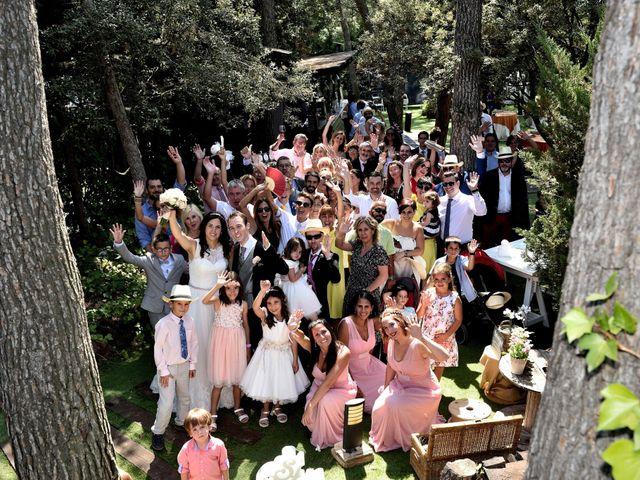 La boda de Rodri y Cristina en Santpedor, Barcelona 35