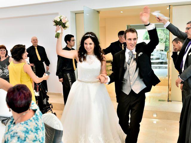 La boda de Rodri y Cristina en Santpedor, Barcelona 1