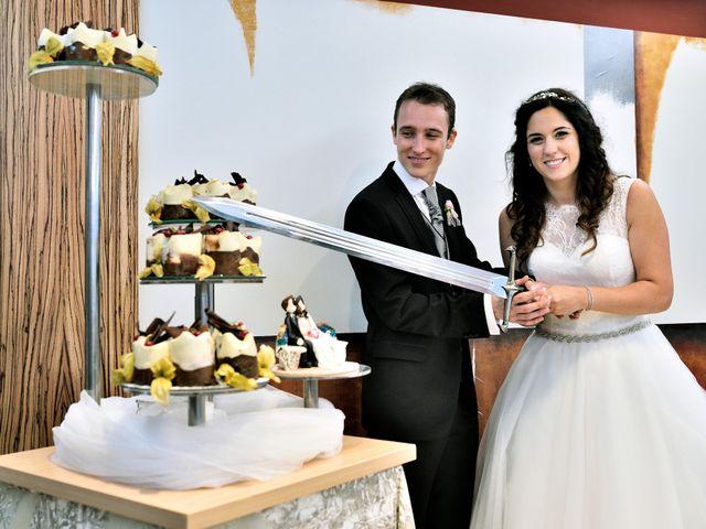 La boda de Rodri y Cristina en Santpedor, Barcelona 40