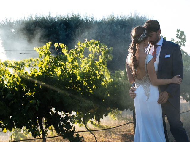 La boda de Kris y Óscar