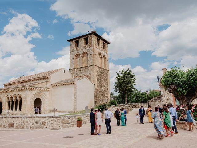La boda de Rubén y Susana en Sotosalbos, Segovia 30