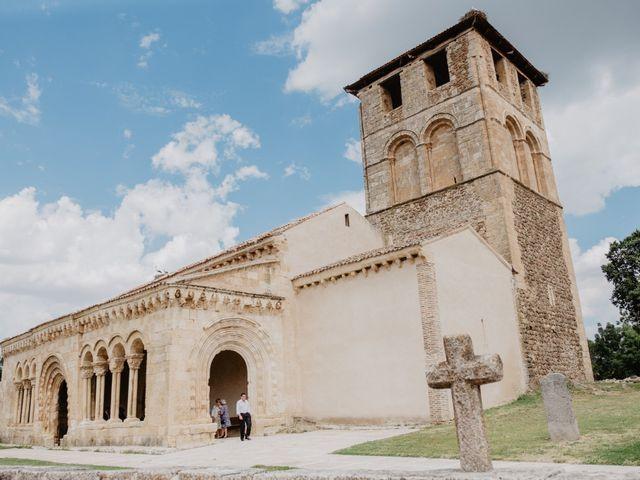 La boda de Rubén y Susana en Sotosalbos, Segovia 33
