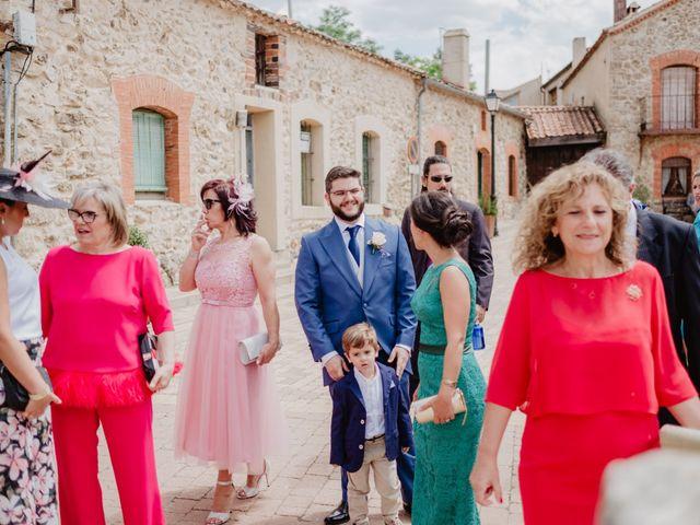 La boda de Rubén y Susana en Sotosalbos, Segovia 35