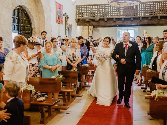 La boda de Rubén y Susana en Sotosalbos, Segovia 42