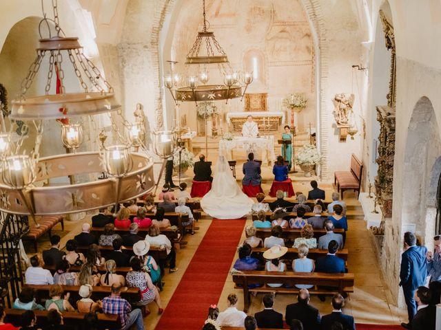 La boda de Rubén y Susana en Sotosalbos, Segovia 50