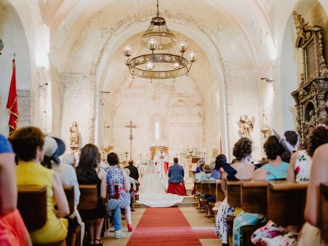 La boda de Rubén y Susana en Sotosalbos, Segovia 51