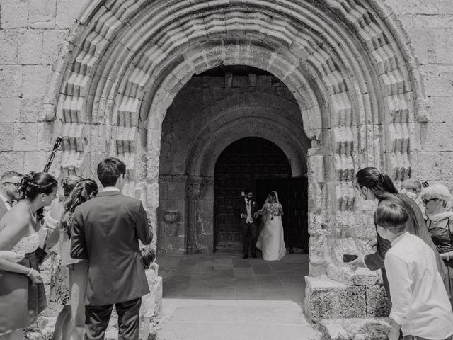 La boda de Rubén y Susana en Sotosalbos, Segovia 70
