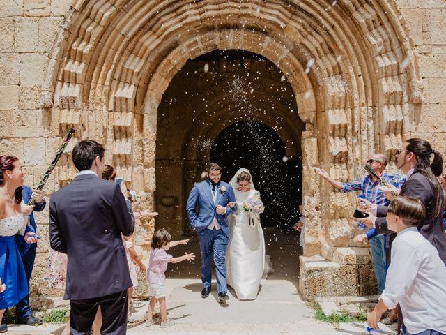 La boda de Rubén y Susana en Sotosalbos, Segovia 71