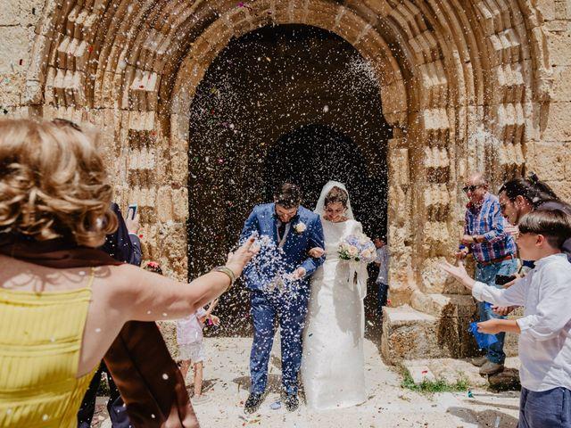La boda de Rubén y Susana en Sotosalbos, Segovia 75