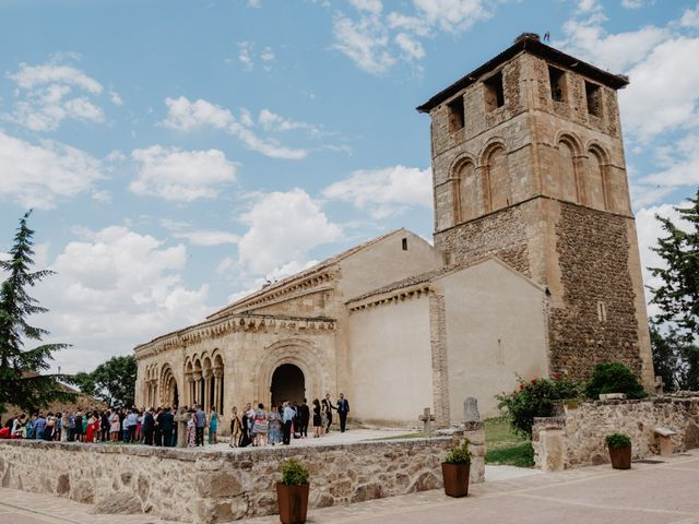 La boda de Rubén y Susana en Sotosalbos, Segovia 81