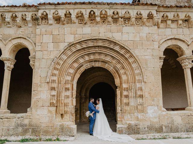 La boda de Rubén y Susana en Sotosalbos, Segovia 82