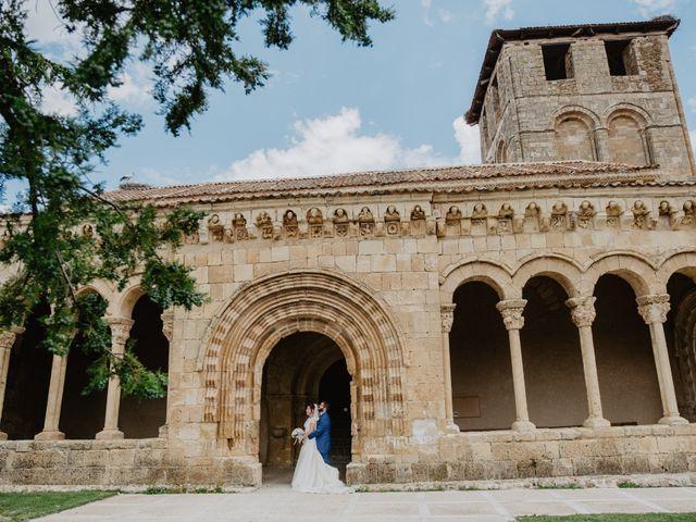 La boda de Rubén y Susana en Sotosalbos, Segovia 83