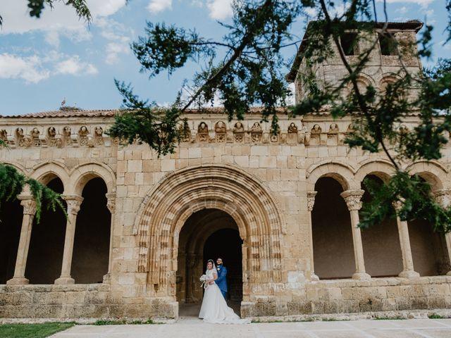La boda de Rubén y Susana en Sotosalbos, Segovia 84