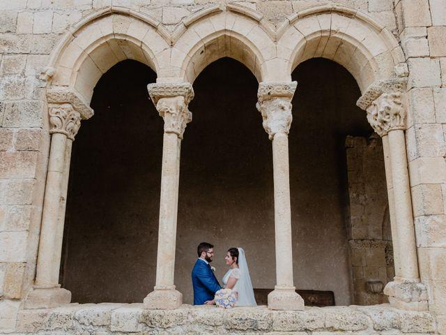 La boda de Rubén y Susana en Sotosalbos, Segovia 91
