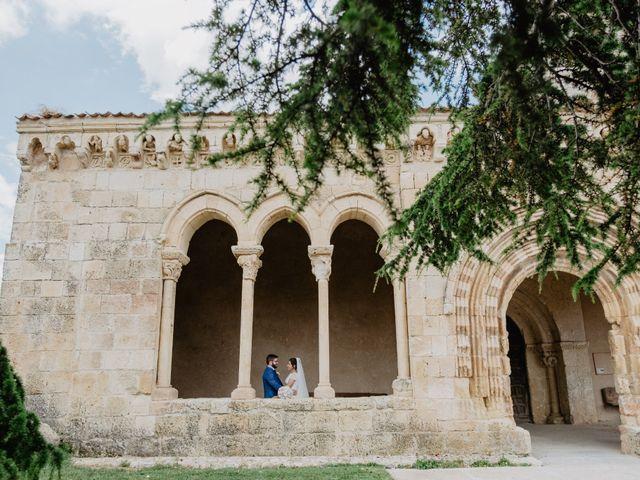 La boda de Rubén y Susana en Sotosalbos, Segovia 92