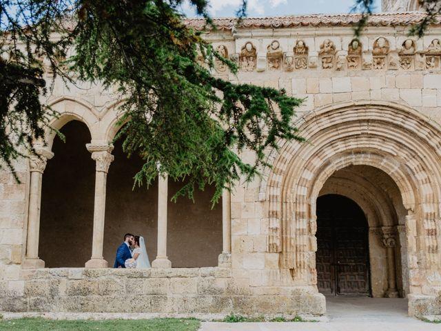 La boda de Rubén y Susana en Sotosalbos, Segovia 94