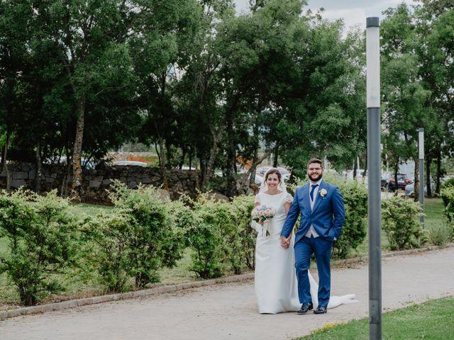 La boda de Rubén y Susana en Sotosalbos, Segovia 101