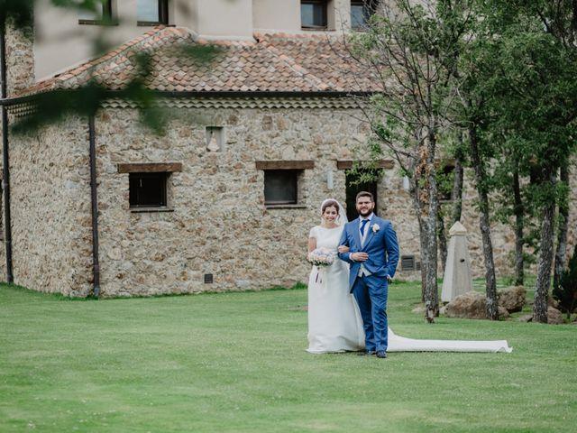 La boda de Rubén y Susana en Sotosalbos, Segovia 105