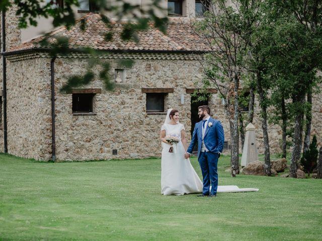 La boda de Rubén y Susana en Sotosalbos, Segovia 106
