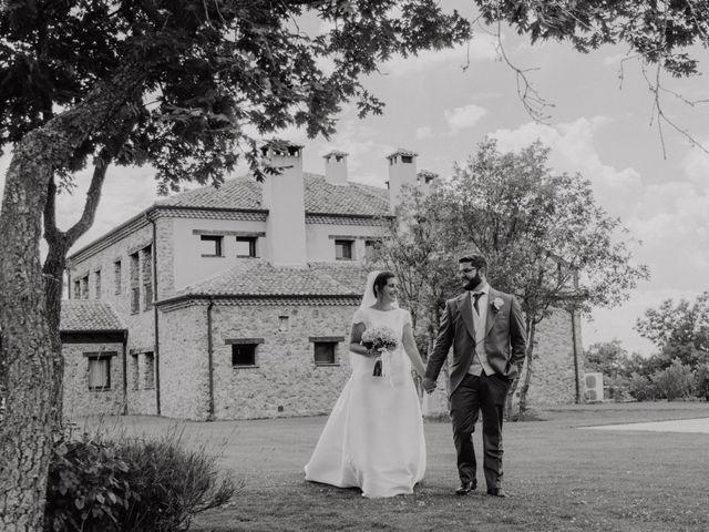 La boda de Rubén y Susana en Sotosalbos, Segovia 107