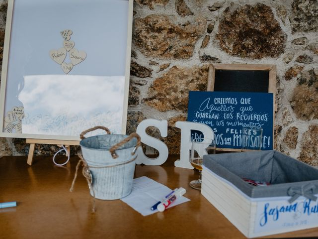 La boda de Rubén y Susana en Sotosalbos, Segovia 108