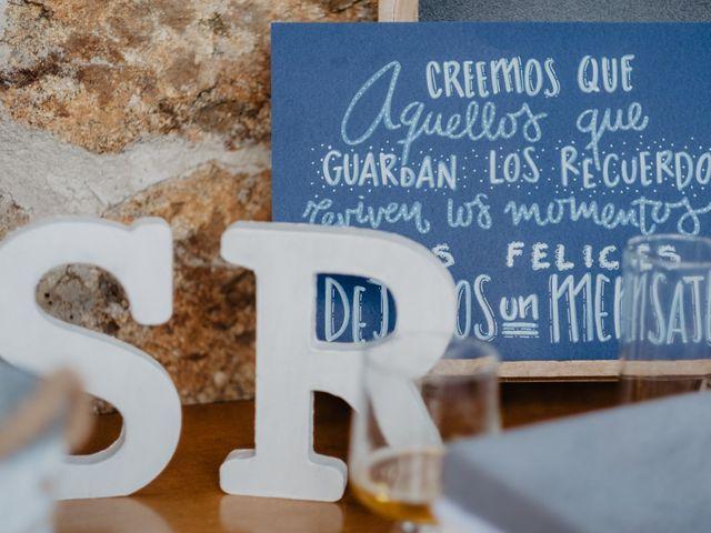 La boda de Rubén y Susana en Sotosalbos, Segovia 109