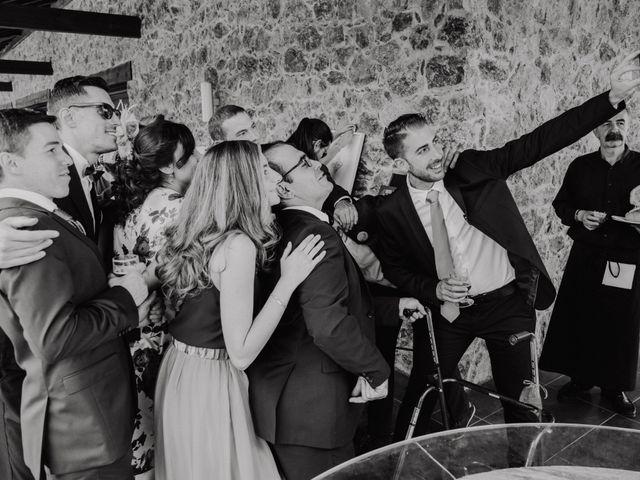 La boda de Rubén y Susana en Sotosalbos, Segovia 110