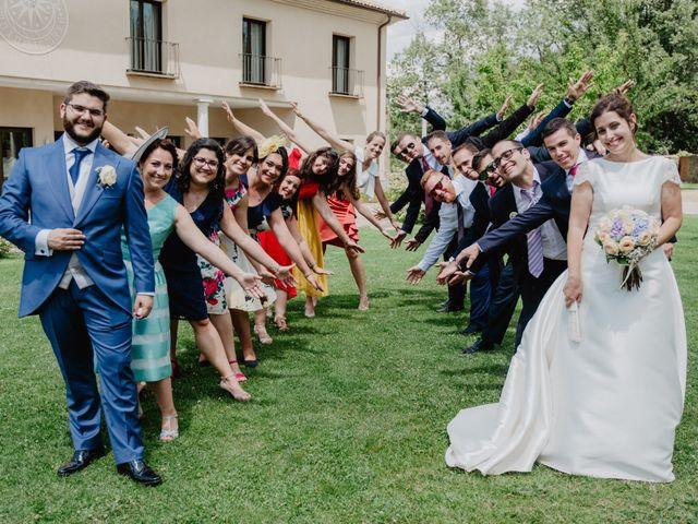 La boda de Rubén y Susana en Sotosalbos, Segovia 111