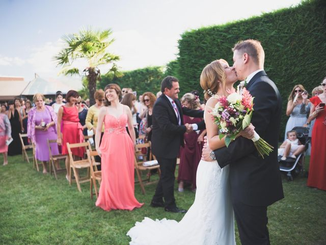 La boda de Pablo y Marta en Ponferrada, León 14