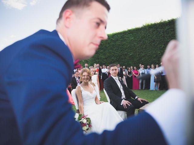 La boda de Pablo y Marta en Ponferrada, León 1