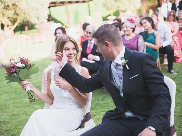 La boda de Pablo y Marta en Ponferrada, León 22