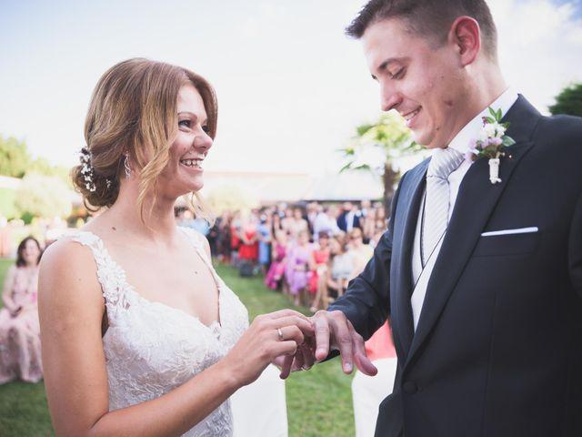 La boda de Pablo y Marta en Ponferrada, León 27