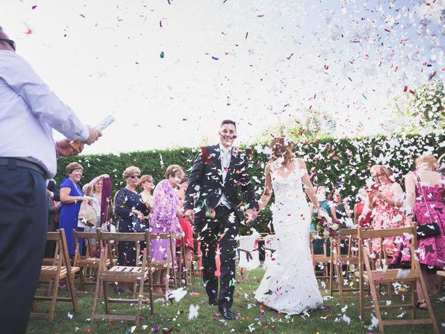 La boda de Pablo y Marta en Ponferrada, León 29