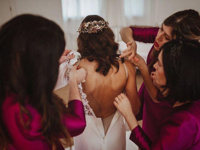 La boda de Javier y Marta en Valdetorres De Jarama, Madrid 8