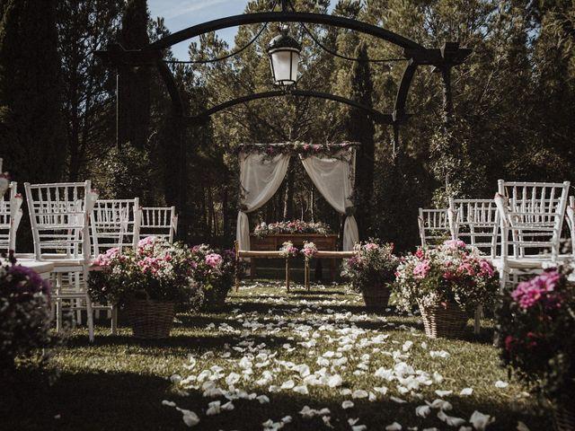 La boda de Javier y Marta en Valdetorres De Jarama, Madrid 13
