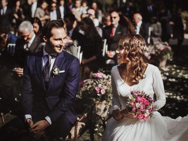 La boda de Javier y Marta en Valdetorres De Jarama, Madrid 14