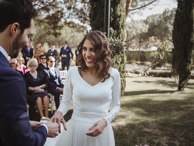 La boda de Javier y Marta en Valdetorres De Jarama, Madrid 15