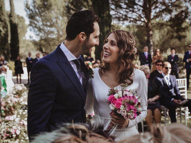 La boda de Javier y Marta en Valdetorres De Jarama, Madrid 16