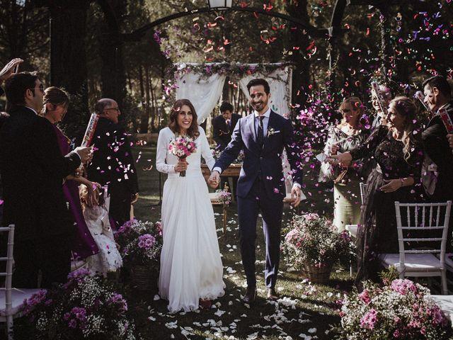 La boda de Javier y Marta en Valdetorres De Jarama, Madrid 17