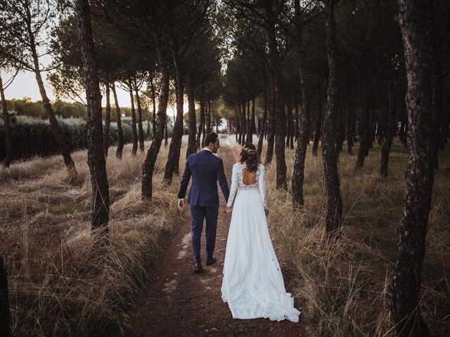La boda de Javier y Marta en Valdetorres De Jarama, Madrid 22