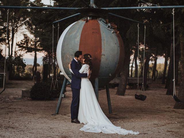 La boda de Javier y Marta en Valdetorres De Jarama, Madrid 23
