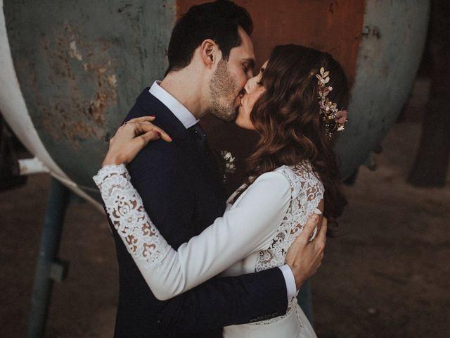 La boda de Javier y Marta en Valdetorres De Jarama, Madrid 24