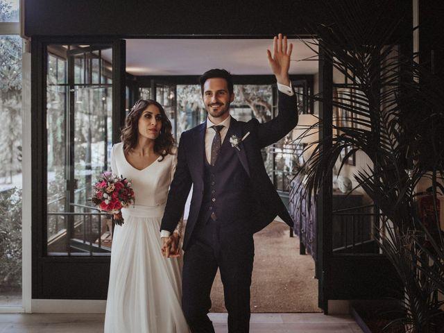 La boda de Javier y Marta en Valdetorres De Jarama, Madrid 29