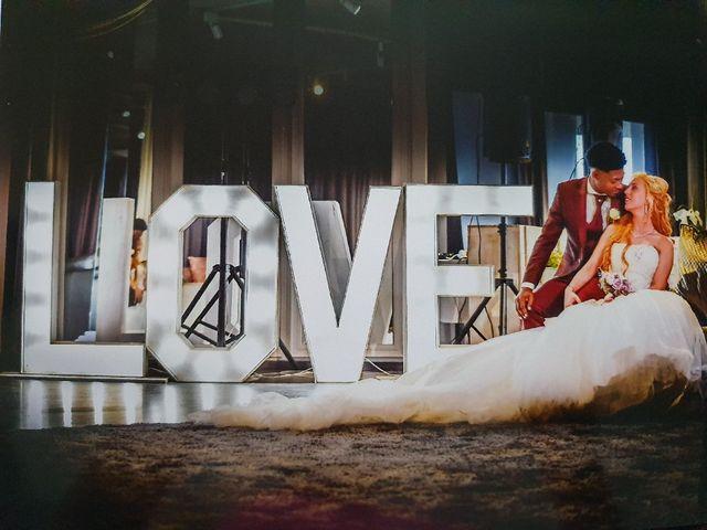 La boda de Mireia y Enrique