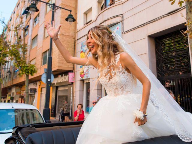 La boda de Javi y María en Alcoi/alcoy, Alicante 30
