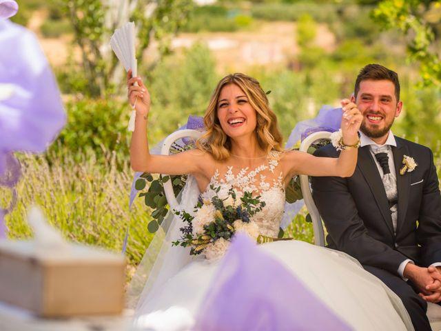 La boda de Javi y María en Alcoi/alcoy, Alicante 40